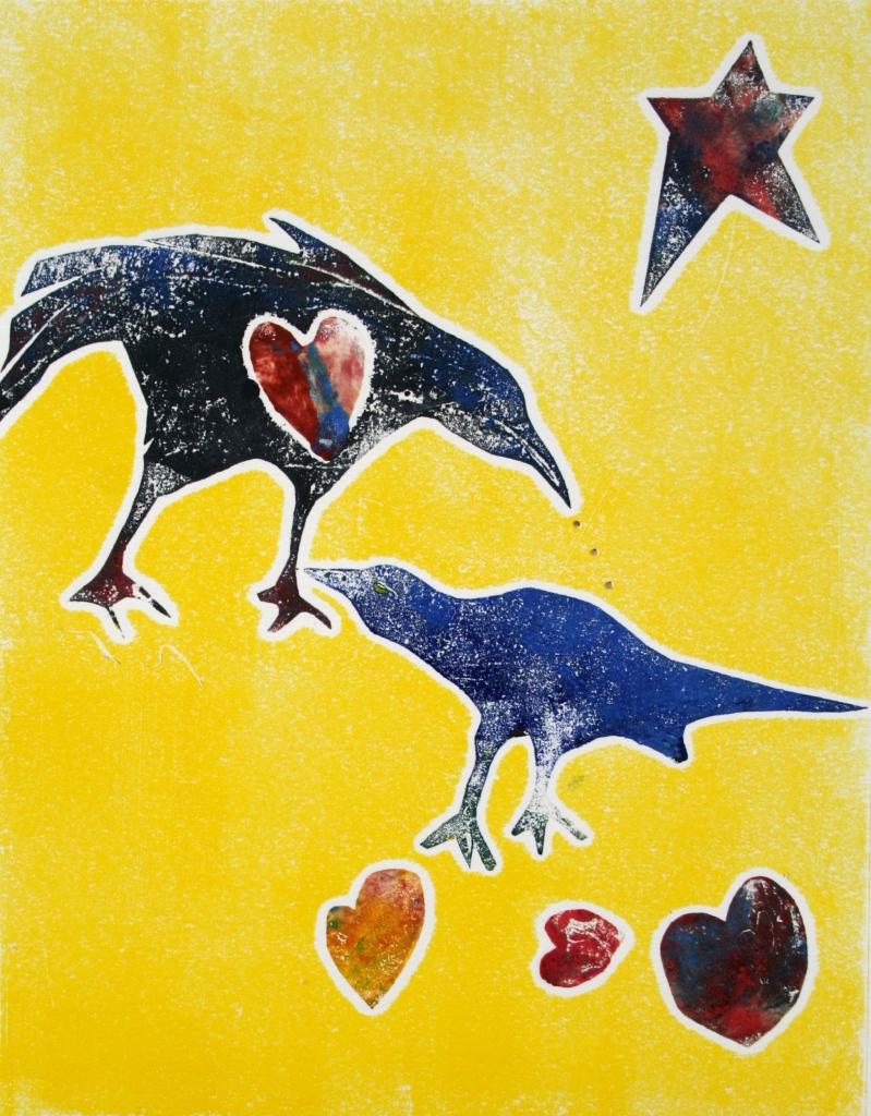 Bird Love Holiday©