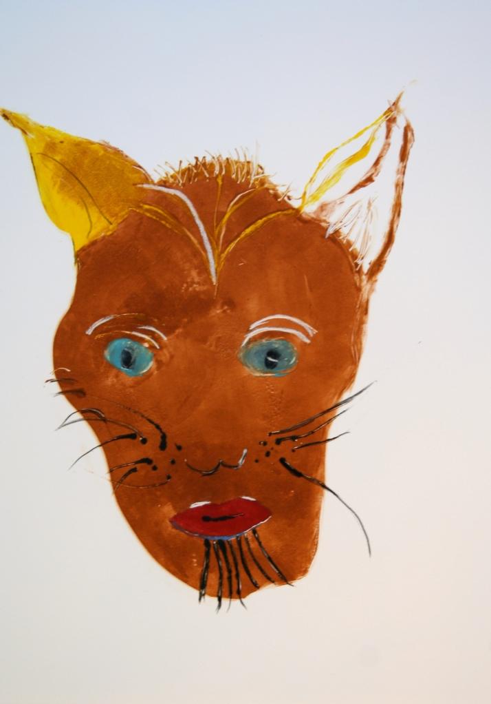 Mask: Black Whiskers ©